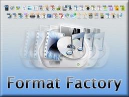 تنزيل برنامج format factory