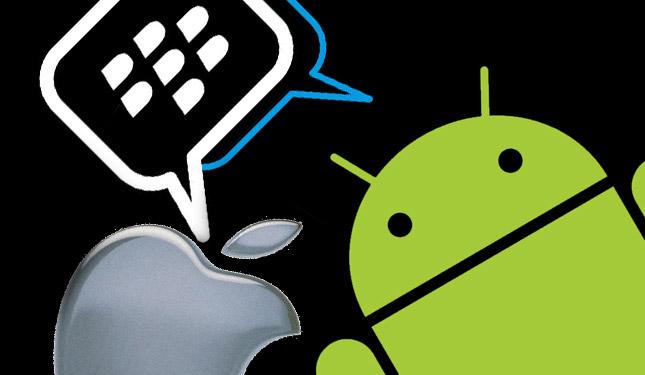bbm messenger android
