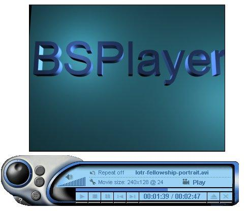 bs.player يدعم الثيمات