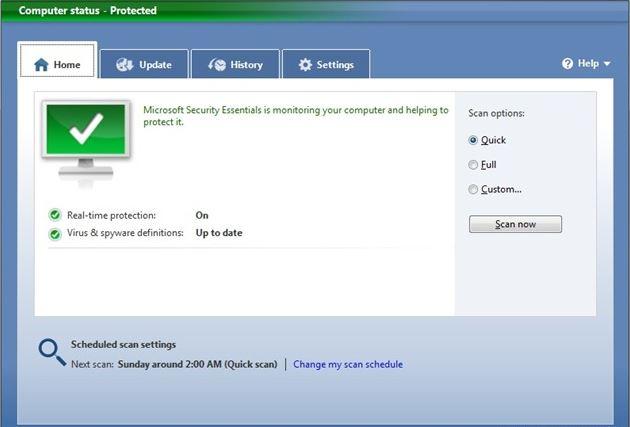 تنزيل مايكروسوفت سكيورتي مجانا