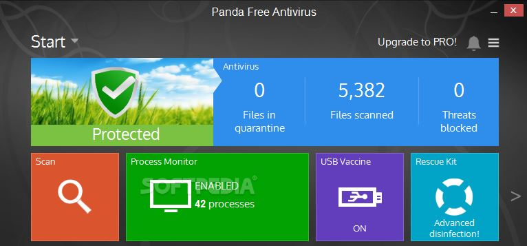 Panda Antivirus download
