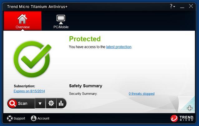 تحميل Titanium Antivirus
