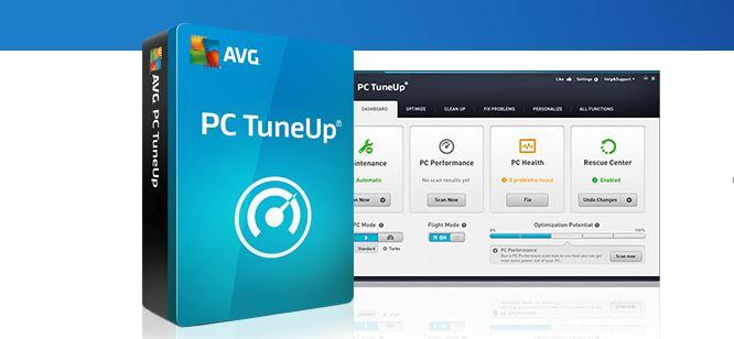 برنامج tuneup لاصلاح النظام
