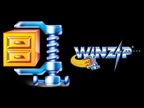 برنامج استخراج الملفات وين زيب وضغطها Winzip