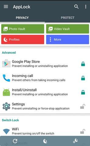 قفل التطبيقات الجديد متاح ايضا لنوكيا جافا واندرويد APK وايفون