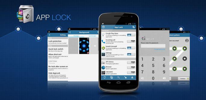 قفل التطبيقات AppAock مجانا لكل انواع الاجهزة وتوجد نسخة ايضا للكمبيوتر والهواتف المحمولة