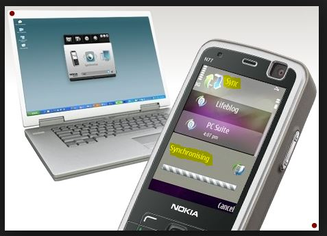 استخدام nokia pc suite