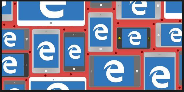 سهولة التصفح باستخدام ايدج من مايكروسوفت edge