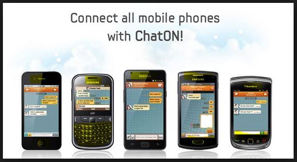 مميزات واهمية chaton لجميع الاجهزة ومنها ويندوز فون شات اون