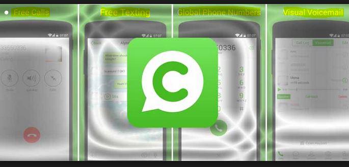 برنامج كوكو للمكالمات والرسائل المجانية coco voice