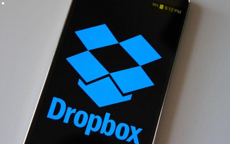 دروب بوكس متاح لكل الانظمة تقريبا dropbox