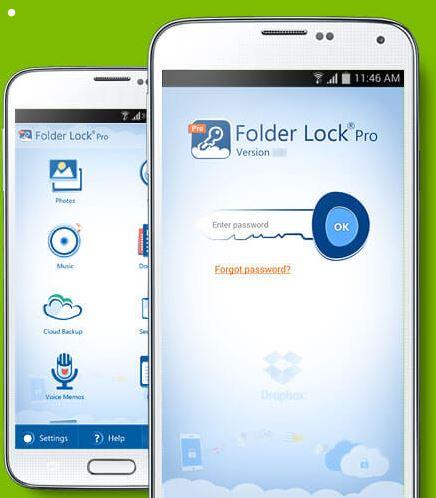 تحميل برنامج فولدر لوك لقفل الملفات Download Folder Lock