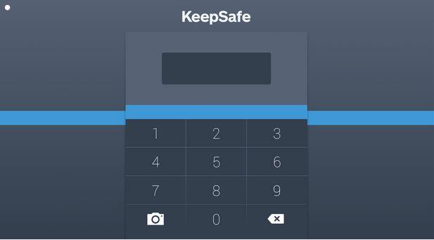 برنامج الخزنة لحفظ واخفاء الصور مجانا keepsafe