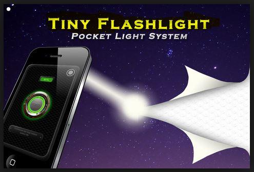 تطبيق رائع للاضاءة عن طريق الشاشة وعن طريق الفلاش الخاص بالكاميرا