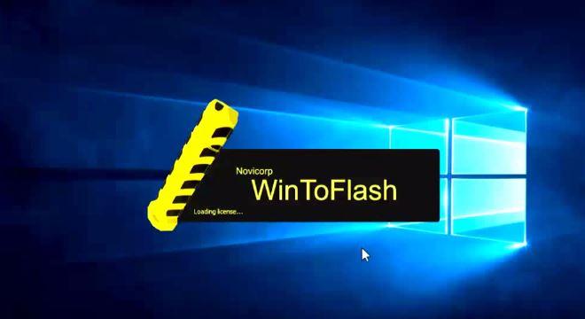 تحميل برنامج تنصيب الويندوز من الفلاش WintoFlash 2016 برابط مباشر