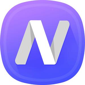 تحميل لانشر N Launcher لتحويل شكل هاتفك الي اندرويد نوجا