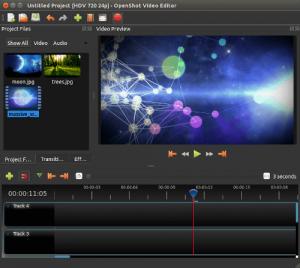 openshot Video Editor 4k