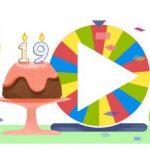 محرك Google مفاجأة ذكرى تأسيس شركة جوجل معلومات وصور