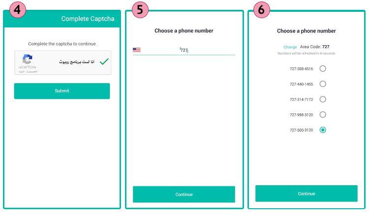 تنزيل تطبيق 2ndline Second Phone 10