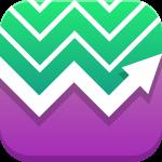 تطبيق SEO SERP mojo لمراقبة صعود وهبوط الكلمات البحثية لموقعك