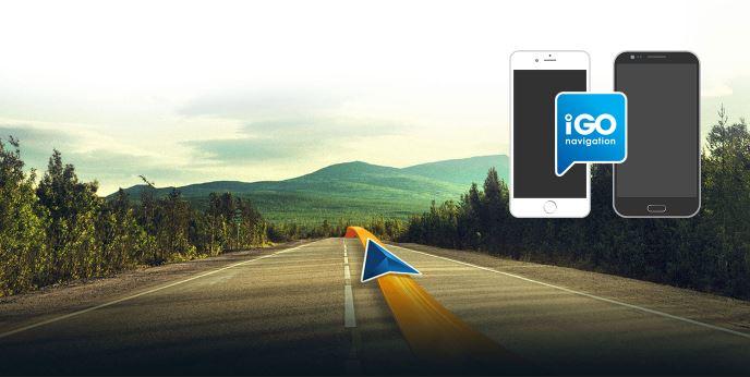 تحميل برنامج IGO للسيارات خرائط ملاحة GPS