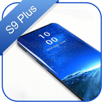 تحميل لانشر ثيم جلاكسي اس9 Theme for Galaxy S9 Plus