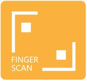 تحميل قارئ الباركود للاندرويد Finger Scan رموز QR