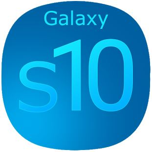 Launcher Galaxy S10 Style‏