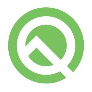 شعار اندرويد كيو
