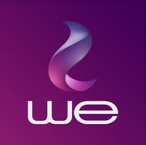 تحميل تطبيق شبكة WE للاندرويد والايفون